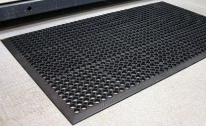 Грязезащитные резиновые ковры - ТехИмпортПродукт